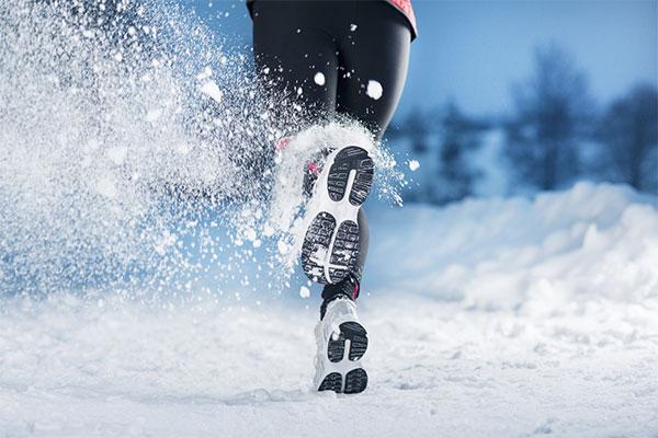 Qué tener en cuenta para correr en la nieve