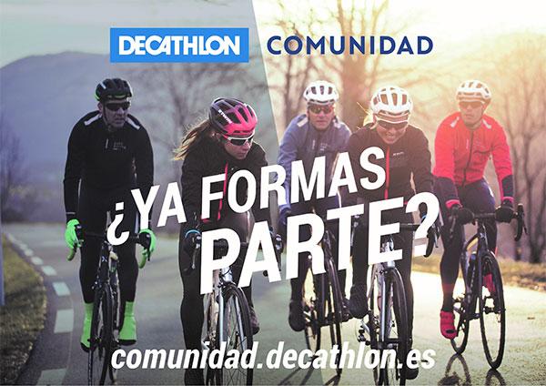 Decathlon lanza una plataforma online de contenidos deportivos