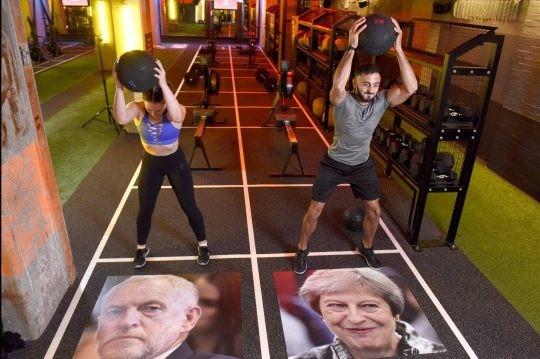 El Brexfit, una nueva disciplina en el gimnasio
