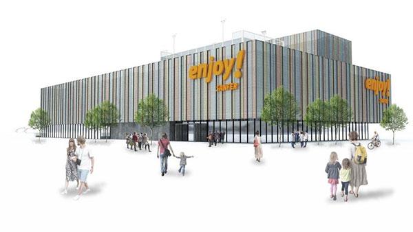 Enjoy Wellness aterrizará en Avilés con un centro deportivo de 6.500 m2