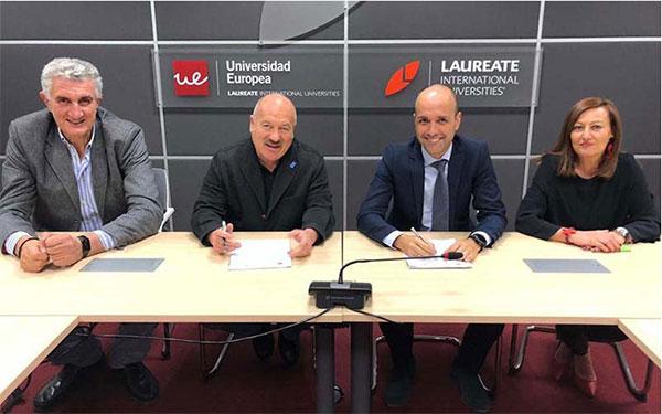 Fagde firma una alianza clave para la gestión deportiva en España