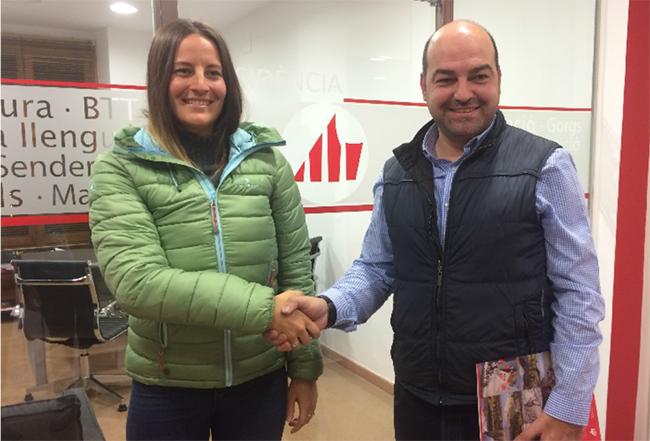 Ferrino renueva su apoyo a la Selección Catalana de Esquí de Montaña