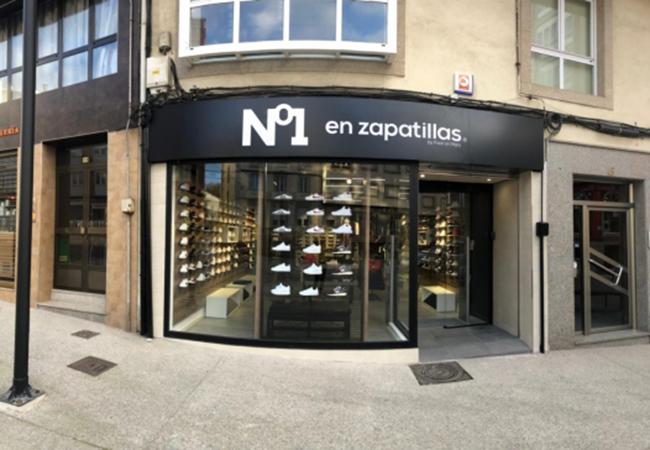 Nº1 en zapatillas y Foot on Mars alcanzan las 62 tiendas tras la nueva apertura en Lugo