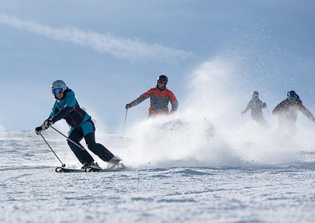Gore-Tex invita a esquiadores y snowboarders a identificar qué tipo de usuarios son