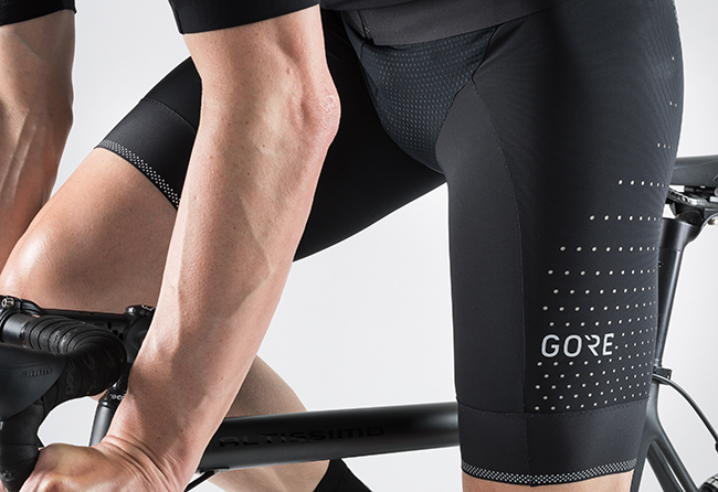 Gore Wear presenta su nuevo concepto de culote corto con tirantes