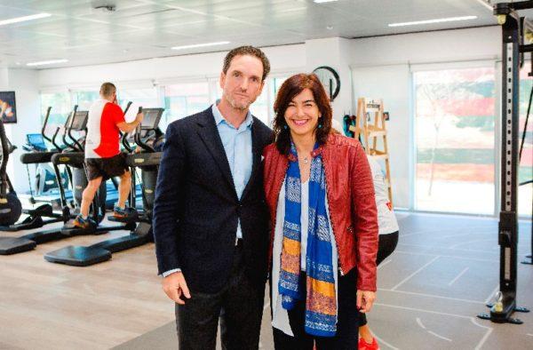 Inauguradas las nuevas instalaciones deportivas de Mahou-San Miguel