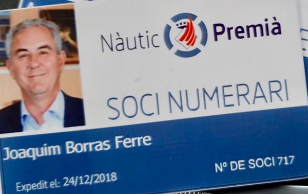 Un 50% de ex-socios del náutico de Cabrera se adscribirá al de Premia de Mar