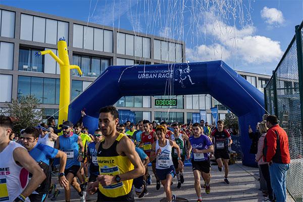 La carrera benéfica de Rafa Nadal recauda 10.000 euros