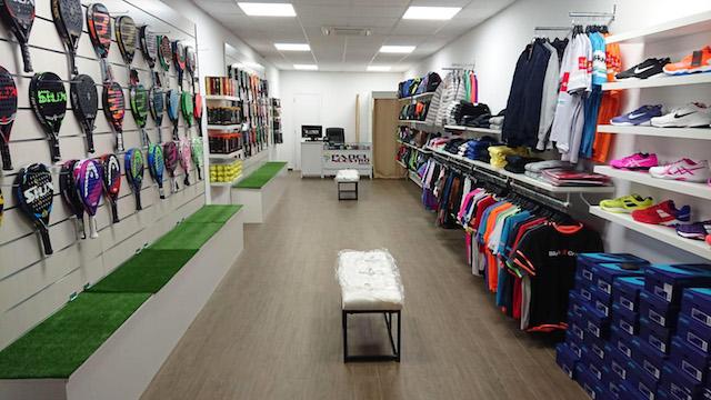 Padel Nuestro abre su segunda tienda en Barcelona