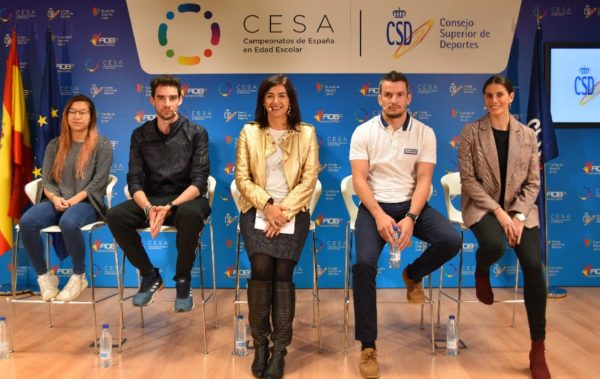 Publicado el calendario de competiciones CESA para 2019