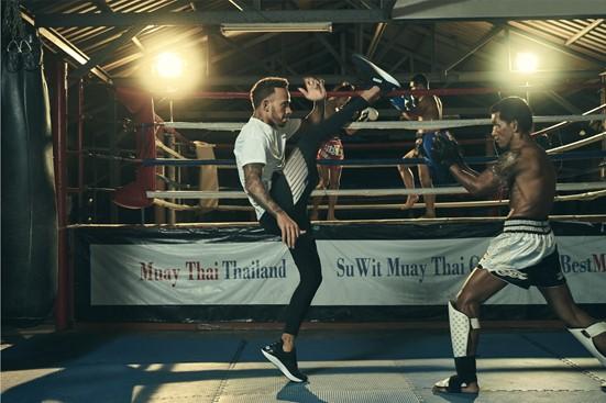 Puma crea unas zapatillas inspiradas en el boxeo
