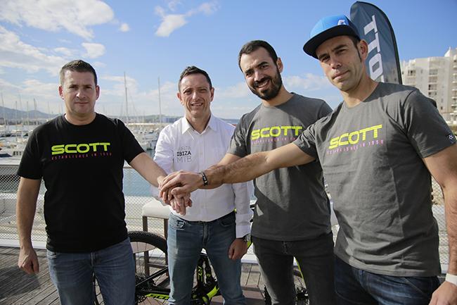 Scott se convierte en patrocinador oficial de La Vuelta a Ibiza