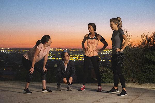 Nace Sincronizadas, la plataforma que pretende unir a mujeres corredoras