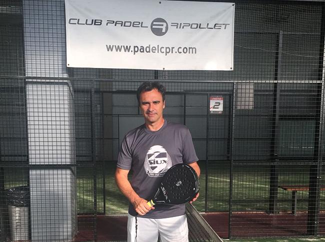 El ex tenista Alberto Berasategui, nuevo embajador de Siux
