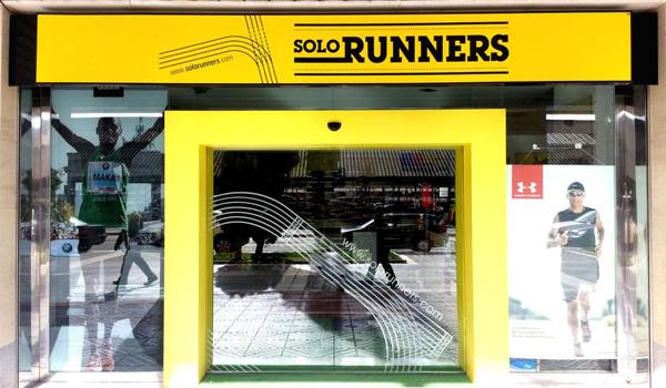 Solorunners pierde la mitad de sus tiendas offline en un año