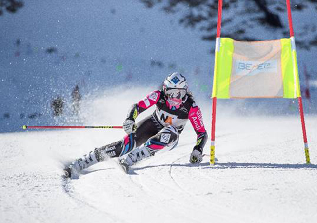 Buff renueva el patrocinio de la esquiadora Tina Weirather