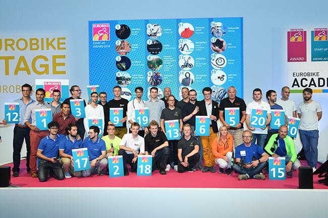 Eurobike quiere facilitar el salto al mercado de las startups ciclistas