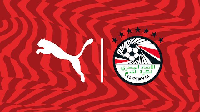 Puma vuelve a patrocinar a la selección de fútbol de Egipto