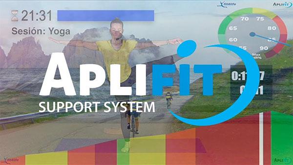 El software de clases dirigidas Aplifit crece un 31% en 2018