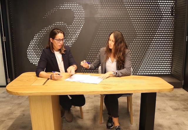 Asics ficha a la pareja de pádel Gemma Triay y Lucía Sainz