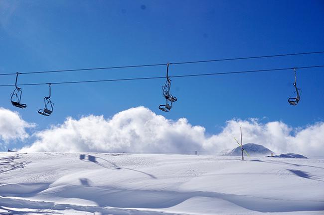 Baqueira abre más de 100km de pistas tras las últimas nevadas