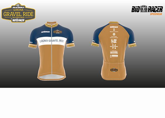 La Basso Bikes Girona Gravel Ride by Bioracer ya tiene maillot oficial