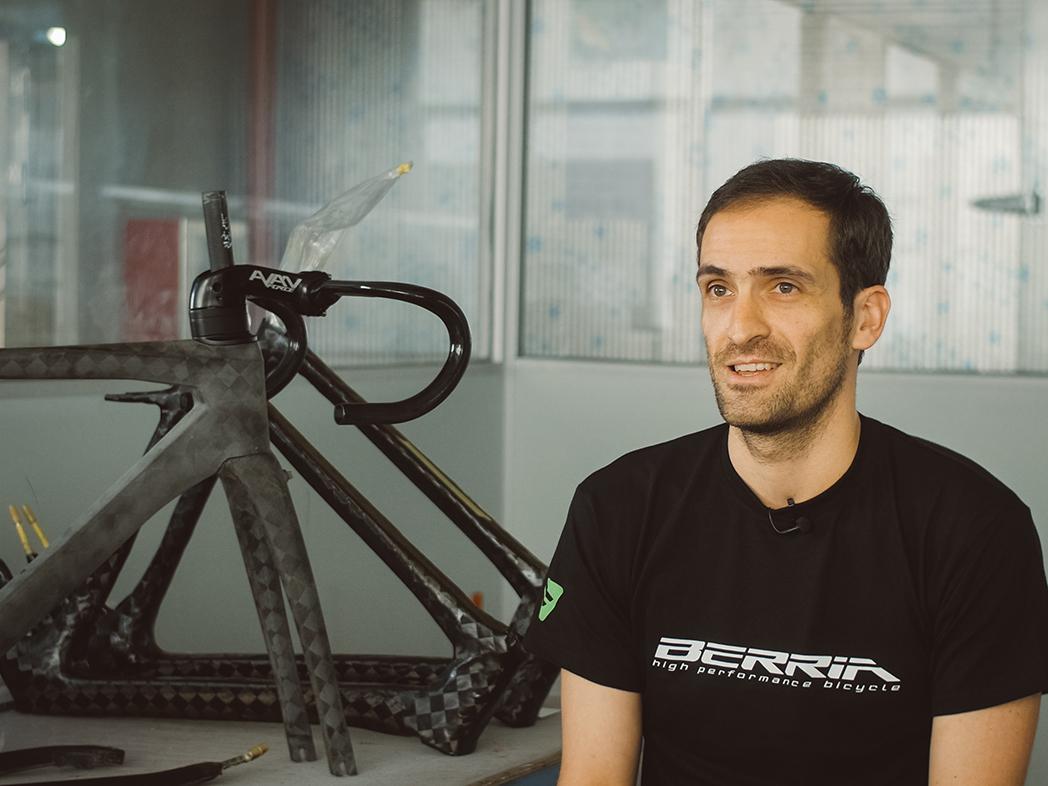 """Berria: """"El principal reto del mercado ciclista es crecer con un PVP medio más alto"""""""