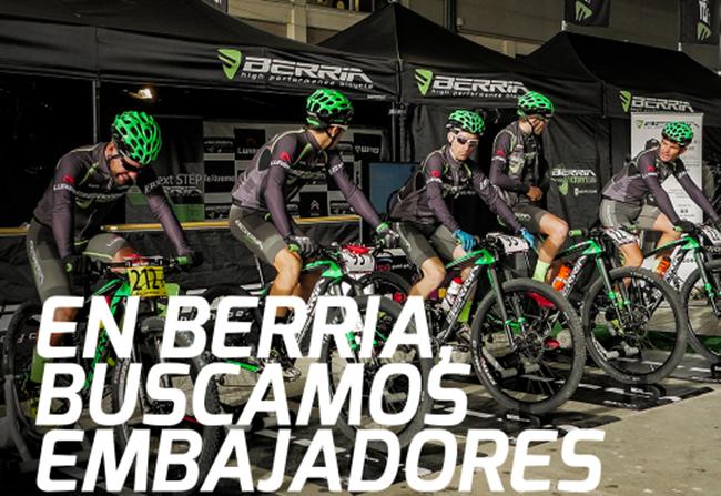 Berria Bike busca embajadores