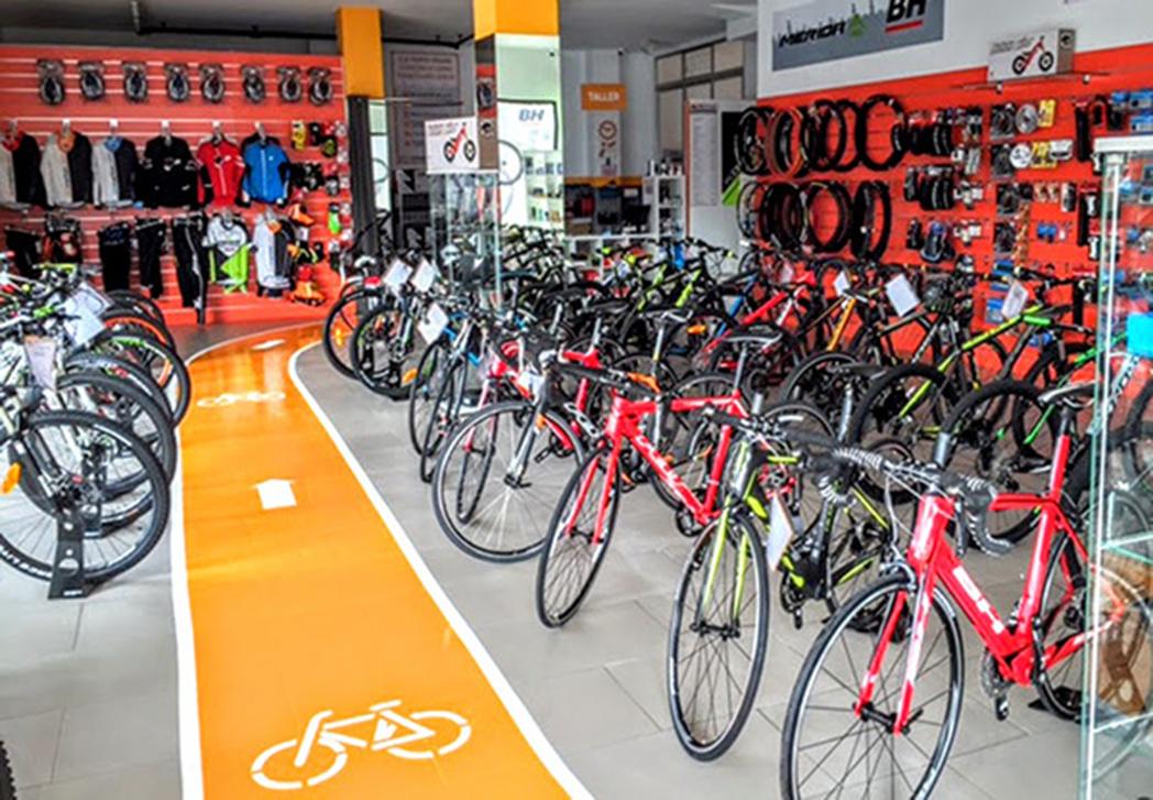 Las tiendas y cadenas de ciclismo que más se expandieron en 2018