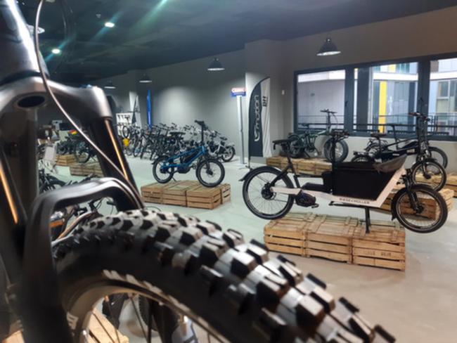 Biobike une sus dos comercios en una de las tiendas de e-bikes más grandes de España