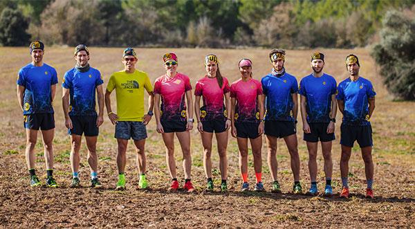 Buff presenta a los integrantes de su equipo de trail running para la temporada 2019