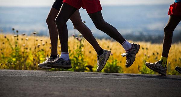 ¿Cómo corren los mejores atletas del mundo?