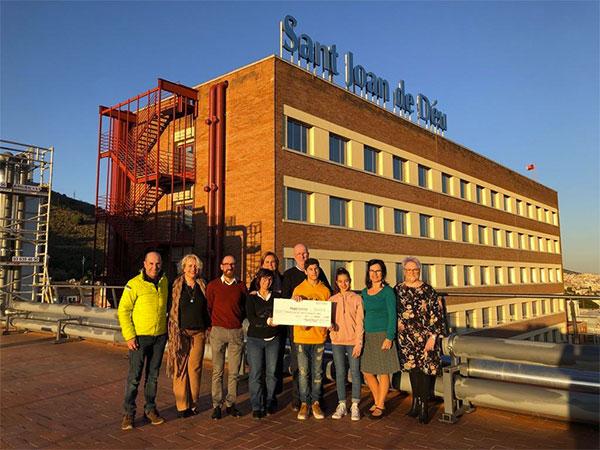 La carrera Nits de Lluna Plena recauda más de 35.000 euros para la lucha contra el cáncer infantil