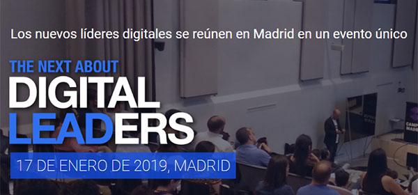 Madrid reunirá a los gurús de la tecnología digital