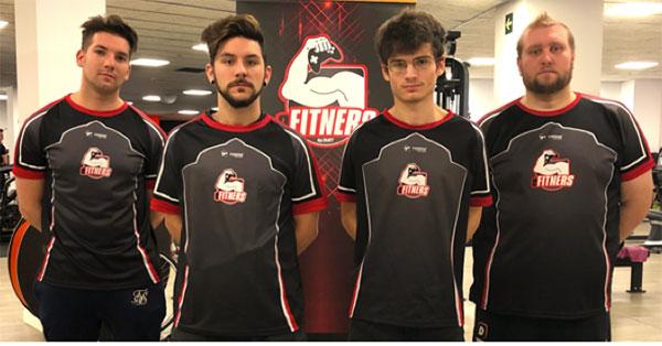 Duet Fit presenta sus equipos de competición de e-Sports