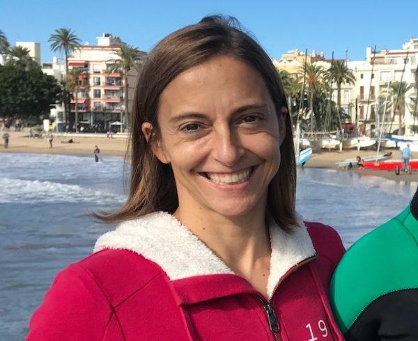 """Elisenda Vives: """"trabajaré por la continuidad de todas las flotas del Náutico Sitges"""""""