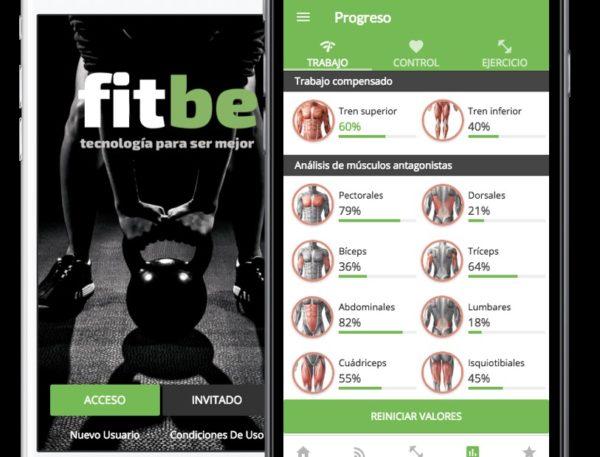 Fitbe aumenta un 40% su volumen de clientes