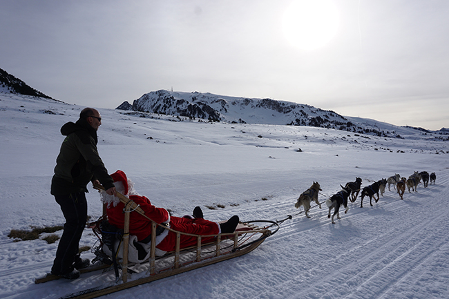Baqueira recibe más de 155.000 esquiadores esta Navidad