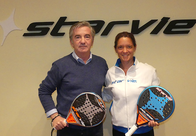 El Team StarVie ficha a Paula Eyheraguibel como nueva entrenadora