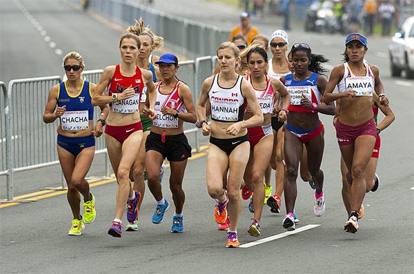 Los 5 maratones femeninos más rápidos de la historia