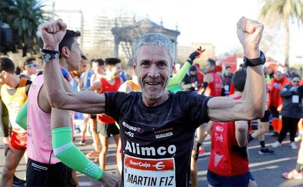 """Martín Fiz: """"Hace falta que Kipchoge se de cuenta de que puede batir el récord del mundo en Valencia"""""""