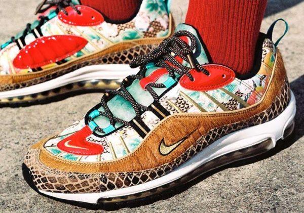 Nike plasma el Año Nuevo chino en 12 zapatillas