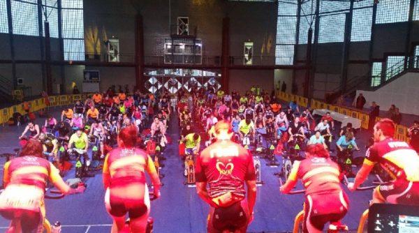 Nueva edición del Maratón de Ciclo Indoor Vegadeo