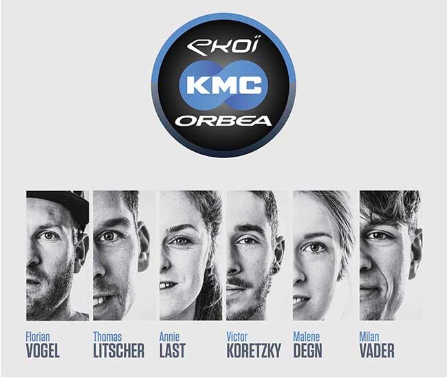 Orbea desvela su nuevo reto de XC, el Team KMC Ekoi Orbea