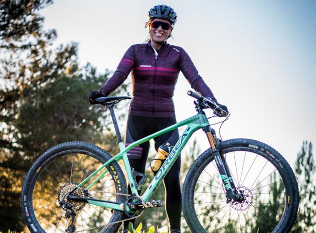Orbea consolida su apuesta por el ciclismo femenino con el fichaje de Sandra Jordà