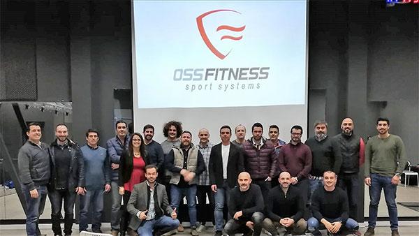 Oss Fitness celebra su primera convención nacional de distribuidores