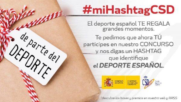 Participa en la campaña #miHashtagCSD