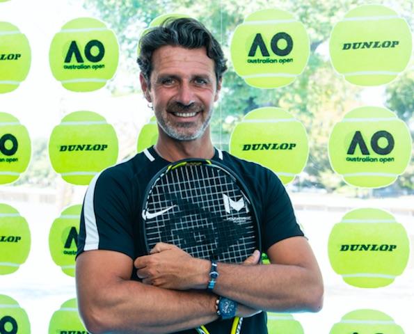 Dunlop prevé un crecimiento de doble dígito en el mercado español de tenis para 2019