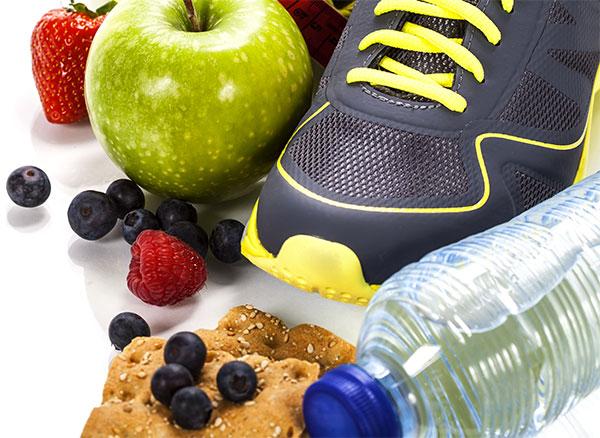 Los peligros nutricionales del running
