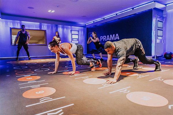 Pavigym prevé crecer un 50% con el lanzamiento de su gimnasio interactivo Prama